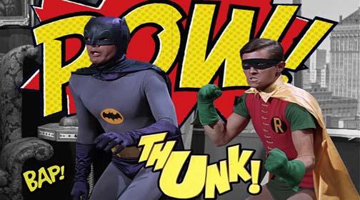 60's Batman and Robin